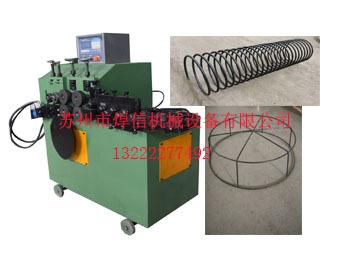 DQ5-12螺旋钢筋打圈机